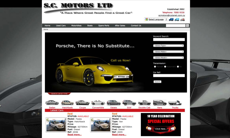 Paphos Car Dealers