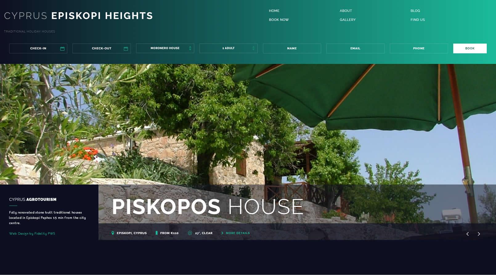 Cyprus- Episkopi-Heights