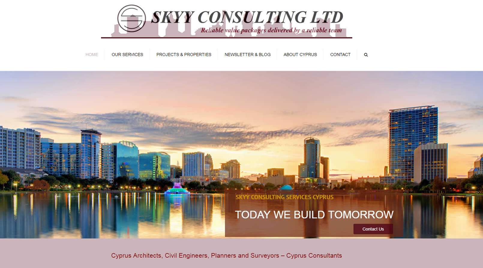 Skyy Consulting Paphos