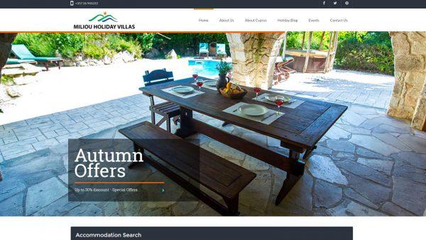 Miliou Cyprus Villas
