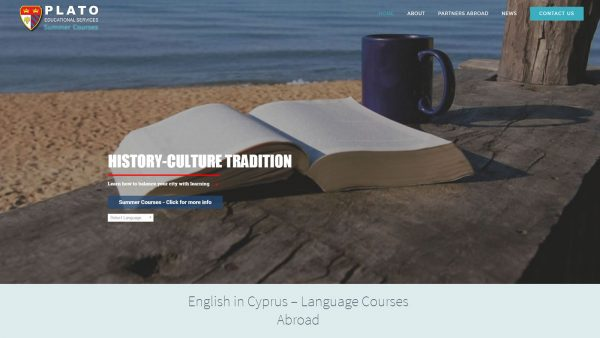 plato education services cyprus