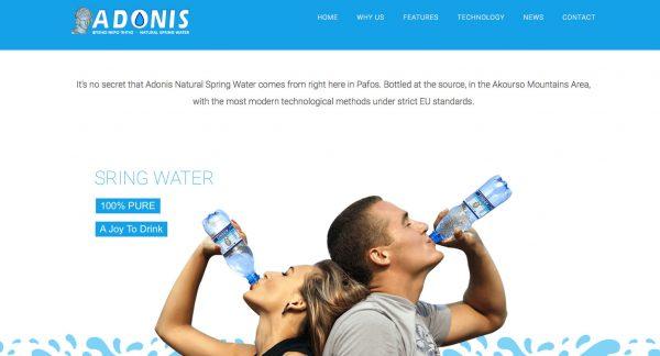 Adonis Spring Water