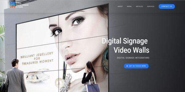 Cyprus Digital Signage by Fidelity